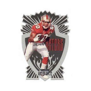 1997 SkyBox Impact Excelerators #9 Jerry Rice Sports Collectibles