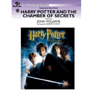 Symphonic Suite from Harry Potter and the Chamber of Secrets (Pop Symphonic Band) John Williams, Robert Smith 9780757932342 Books