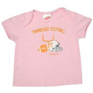 NCAA Tennessee Volunteers Baby / Infant My First Tee T Shirt Clothing