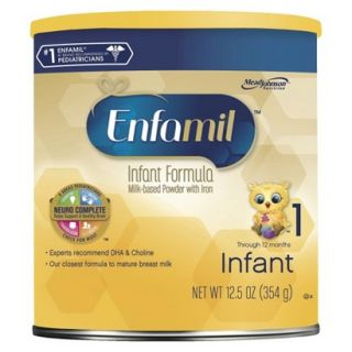 Enfamil PREMIUM Infant Formula Powder   12.5 oz.