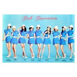 J 4641 SNSD Girl Generation Korean Girl Group Pop Dance Wall Decoration Poster Print Great Gift for Men and Women/ramakian
