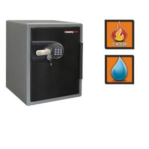 SentrySafe Safe Fire 2 cu. ft. Fire and Water Resistant Electronic Lock Safe DSW5840
