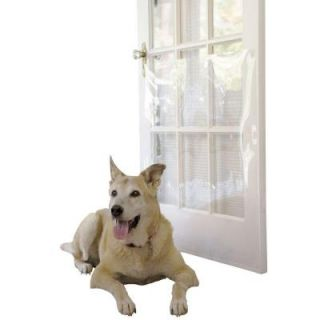 Cardinal Gates 33 in. x 35 in. Door Shield Protection from Pet Scratches DRS