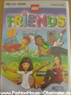 Lego Friends  PC  FR Video Games