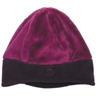 Mountain Hardwear Dome Meritage Beanie Hat   Double Shot Velboa Fleece (For Women)   OXIDE BLUE (REGULAR )