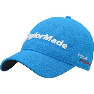 TAYLORMADE Mens Tour Radar Golf Cap, Blue