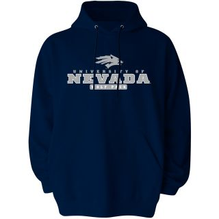 T SHIRT INTERNATIONAL Mens Nevada Wolfpack Reload Pullover Hoody   Size 2xl,