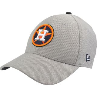 NEW ERA Mens Houston Astros Custom Design 39THIRTY Stretch Fit Cap   Size S/m,