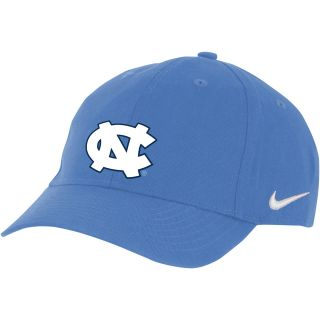 NIKE Youth North Carolina Tar Heels Classic Adjustable Cap, Carolina Blue