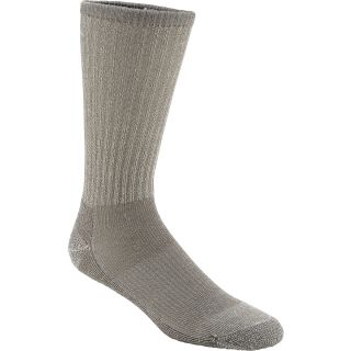 SMART WOOL Adult Hike Light Cushion Crew Socks   Size Large, Taupe