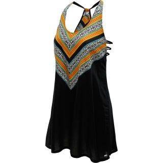 RIP CURL Womens Gypsy Queen Swimsuit Cover Up   Size XS/Extra Small, Black