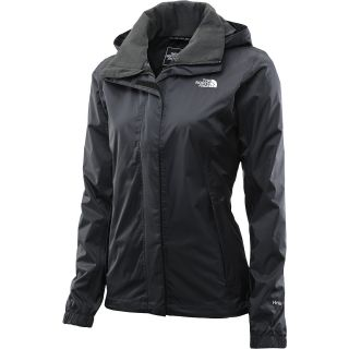 THE NORTH FACE Womens Resolve Rain Jacket   Size Small, Tnf Black