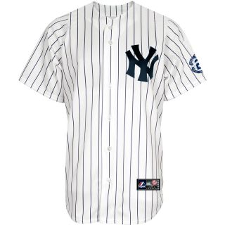 MAJESTIC ATHLETIC Mens New York Yankees Derek Jeter Number Retirement Replica