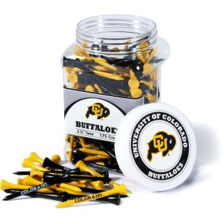 Team Golf University of Colorado Buffaloes 175 Count Imprinted Tee Jar