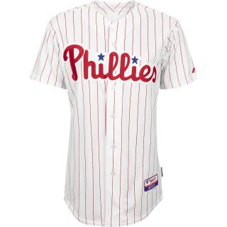 Majestic Athletic Philadelphia Phillies Blank Authentic Home Cool Base Jersey