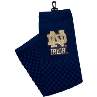 Team Golf University of Notre Dame Fighting Irish Embroidered Towel