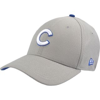 NEW ERA Mens Chicago Cubs Custom Design 39THIRTY Stretch Fit Cap   Size S/m,