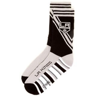 Sportin Styles Los Angeles Kings Team Socks   Size Medium/large, La Kings