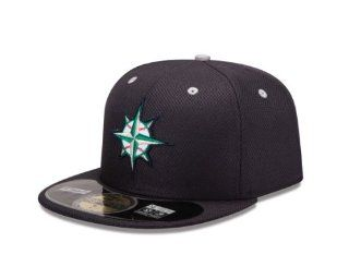MLB Seattle Mariners Batting Practice 59Fifty Baseball Cap, Navy  Baseball And Softball Apparel  Sports & Outdoors