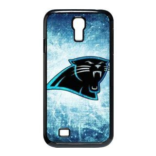 NFL Carolina Panthers Cases Accessories for Samsung Galaxy S4 I9500 Cell Phones & Accessories