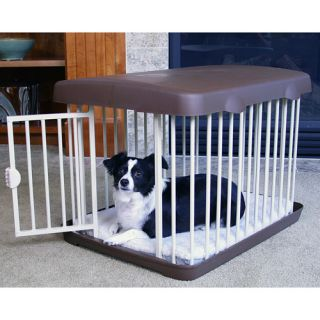 Carlson Pet Products Pet Training Crate