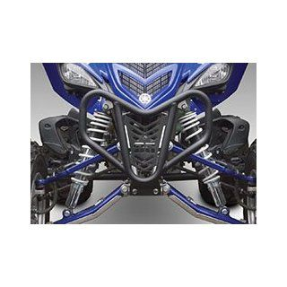DG Performance 553 4180X   V Lite Front Bumper   Black Textured fits Yamaha Raptor 700R (2006   2010) Automotive