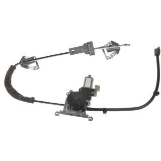 Dorman 741 538 Front Driver Side Replacement Power Window Regulator with Motor for Jeep Cherokee/Comanche Automotive