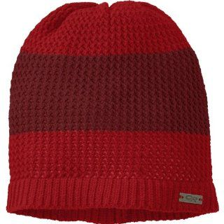 Outdoor Research Men's Maxin' Beanie Hat, Hot Sauce, One Size  Skull Caps  Sports & Outdoors