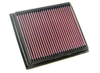 K&N Replacement Air Filter LAND ROVER FREELANDER 2.5L V6; 02 03 Automotive
