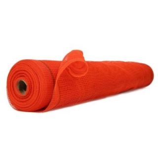 BOEN 4 ft. x 150 ft. Fire Resistant Orange SafetyShield Safety Netting SN 20005