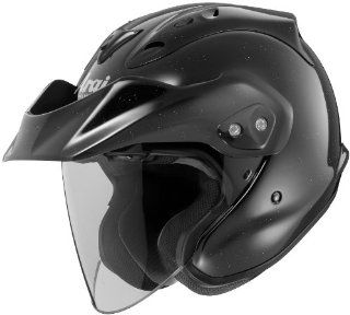 Arai Helmets CT Z Solid Helmet , Distinct Name Diamond Black, Gender Mens/Unisex, Helmet Category Street, Primary Color Black, Size XS, Helmet Type Open face Helmets 819110 Automotive
