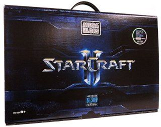 Starcraft II Mega Bloks BlizzCon 2011 Exclusive Limited Edition Set Battlecruiser Toys & Games
