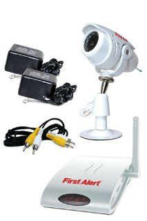 First Alert 550 USB Wireless Color Security Camera and Receiver
