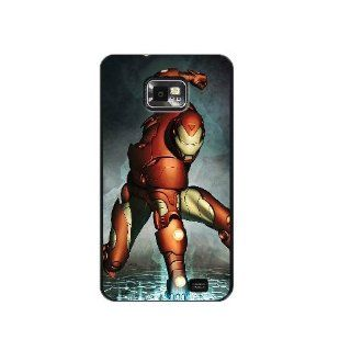 Marvel Iron Man Case for Samsung galaxy s2 IMCA CP Ben6345 Cell Phones & Accessories