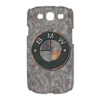 Custom BMW 3D Cover Case for Samsung Galaxy S3 III i9300 LSM 558 Cell Phones & Accessories