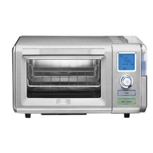 Cuisinart 0.60 cu. ft. Combo Steam and Convection Oven CSO 300