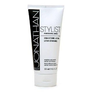 Jonathan Product Stylist Professional Series Straightening Lotion, 5.1 Fl Oz (150 Ml). Beauty