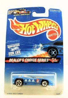 Hot Wheels   Dealer's Choice Series   Silhouette II   Wild Card Paint Job   Collector #565   Limited Edition   Collectible Toys & Games