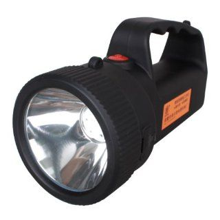 Ringlit� 5W 5000Lux Rechargeable LED Spotlight High Powerful Searchlight Portable Torch Light Lamp Waterproof   Basic Handheld Flashlights
