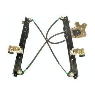 Dorman 741 578 Rear Driver Side Replacement Power Window Regulator with Motor for Select Cadillac/Chevrolet/GMC Models Automotive