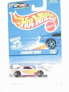 #599 Camaro Wind Dark Tinted Window Collector Mattel Hot Wheels 164 Scale Collectible Die Cast Car Toys & Games