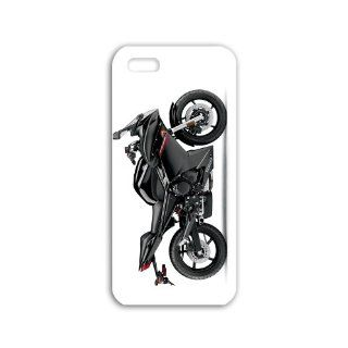 Make Iphone 5/5S Motorcycles Series yamaha fzr Black Case wide Bikes Motorcycles Black Case of Love Case Cover For Girls Cell Phones & Accessories