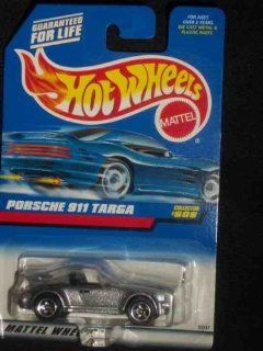 #608 Porsche 911 Targa Collectible Collector Car Mattel Hot Wheels Toys & Games