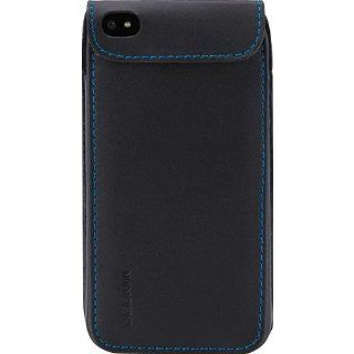 Verve Leather Sleeve Black Cell Phones & Accessories