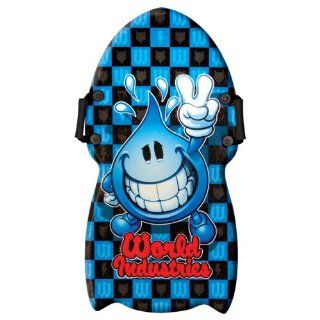 World Industries Checker Wet Willy Foam Snow Sled  Sports & Outdoors