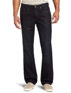 Kenneth Cole New York Men's Bootcut Jean, Indigo, 31x30 at  Men�s Clothing store