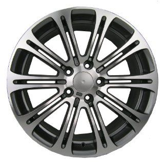 "Sportrak   19"" BMW 525 535 530i 528i 645 740 M3 Style Wheels & Tire Package Automotive"
