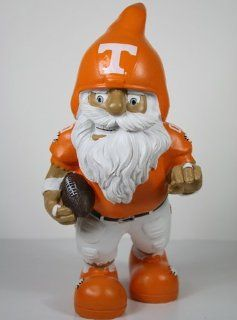 NCAA Tennessee Volunteers Action Pose Gnome  Business Card Holders
