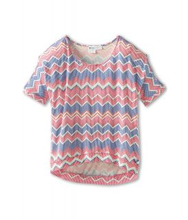 Roxy Kids Rule Breaker S/S Top Girls T Shirt (Multi)