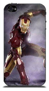 CoverMonster Marvel Iron Man Case Cover for iPhone 4 4S Cell Phones & Accessories